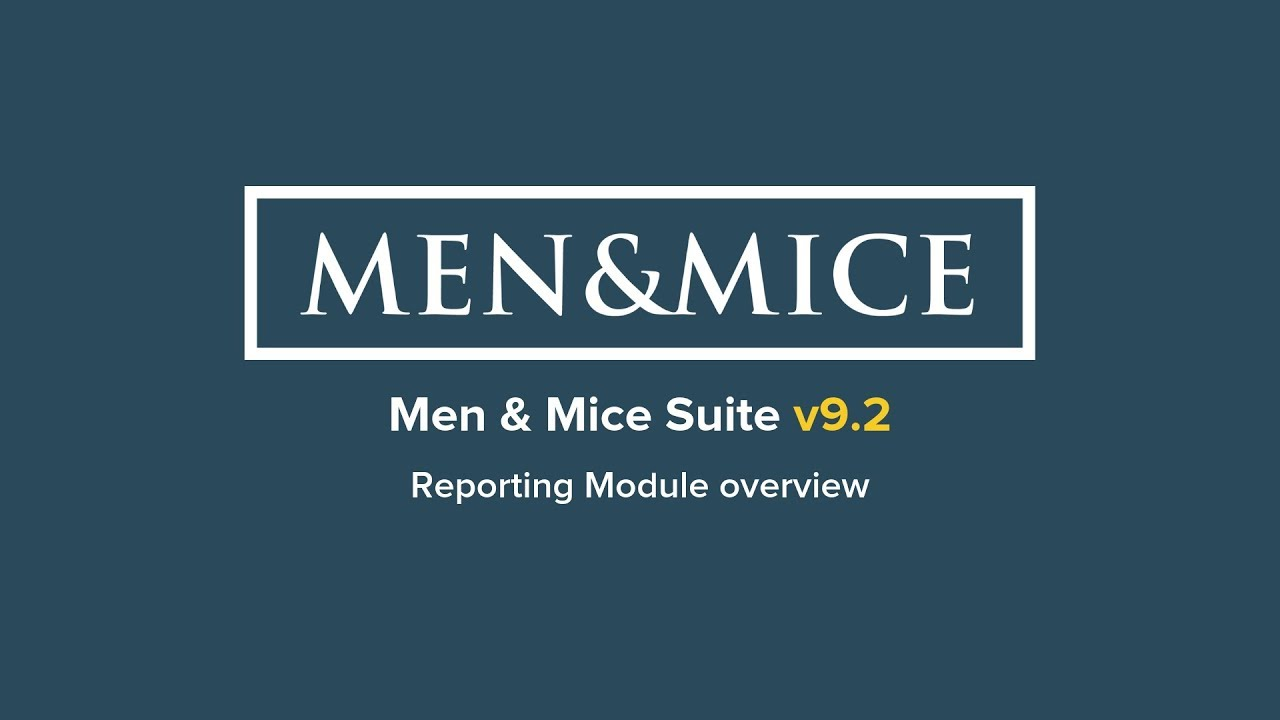 DNS, DHCP and IPAM blog - Men & Mice | Men & Mice Suite