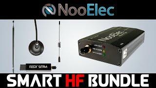 NooElec SDR SMArt HF Bundle Contents with HAM IT UP