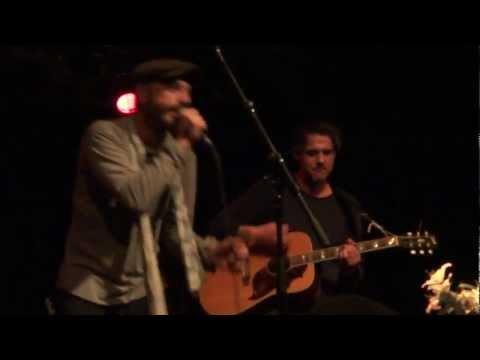 Jan Plewka - Im Grunde - Live @ 'Songs für Irma'-Benefiz, Hamburg - 02/2012