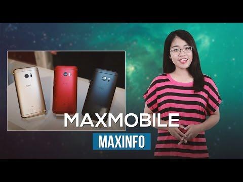 HTC chính thức giới thiệu One M10 ngày 12/4