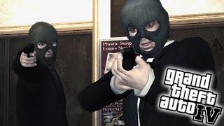 Wycieczka do BANKU [#16] GTA IV