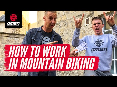 How To Get A Job In The MTB Industry | Mountain Bike Careers