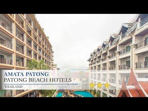 Amata Resort - Patong Beach Hotels, Thailand