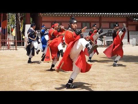 Korean Joseon Martial Arts
