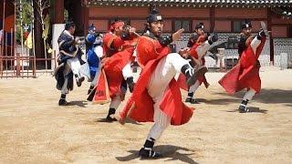Korean Joseon Martial Arts