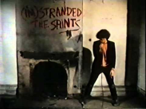The Saints I M Stranded Promo Stereo Sync Youtube
