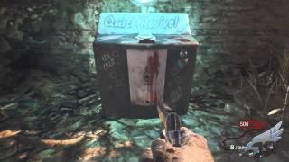 New Shangri La | Richtofen Possess Golden Rod - Multiplayer Easter Egg?