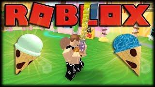 I'M TAKING ICE CREAM TILL I CAN'T HANDLE!!! -ROBLOX Eis-Simulator!