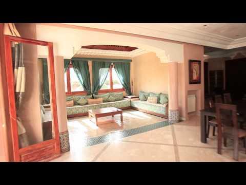 قصور لا روزري للبيع بمراكش - La Roserai Palaces For Sell At Marrakesh