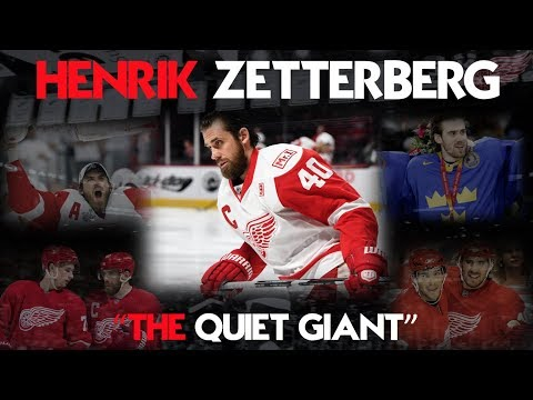 Henrik Zetterberg: The Detroit Red Wings' Quiet Giant