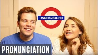 London Tube Stations You Pronounce WRONG! 👎🏼