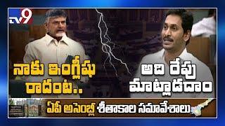 CM Jagan Vs Chandrababu in AP Assembly - TV9