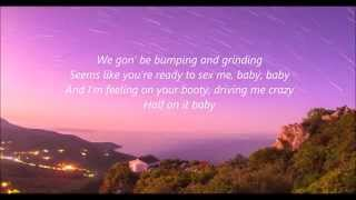 Chris Brown feat.Trey Songz - Songs On 12 Play (Official Lyric Video)