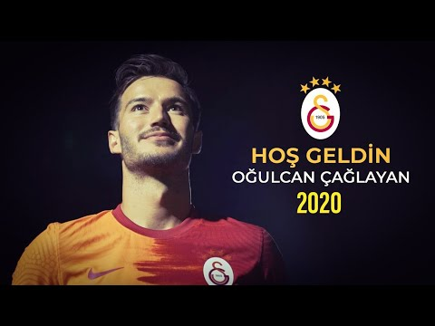 Oğulcan Çağlayan Welcome To Galatasaray | Skills & Goals 2020ᴴᴰ