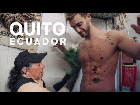 QUITO Y SUS RITUALES ANCESTRALES (ECUADOR) 4K   enriquealex