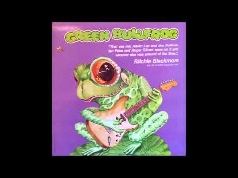 Green Bullfrog - Natural Magic [1971] (full album vinyl rip)