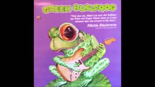 Green Bullfrog - Natural Magic [1971] (full album vinyl rip)