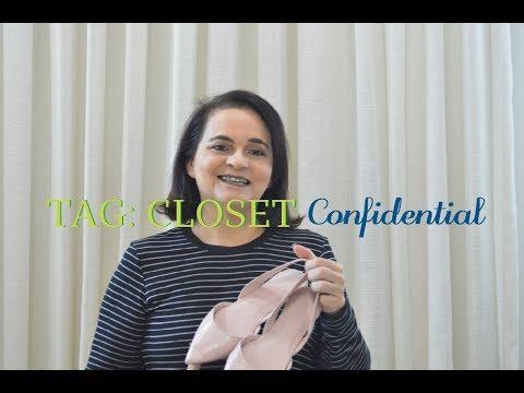 #Closet Confidential