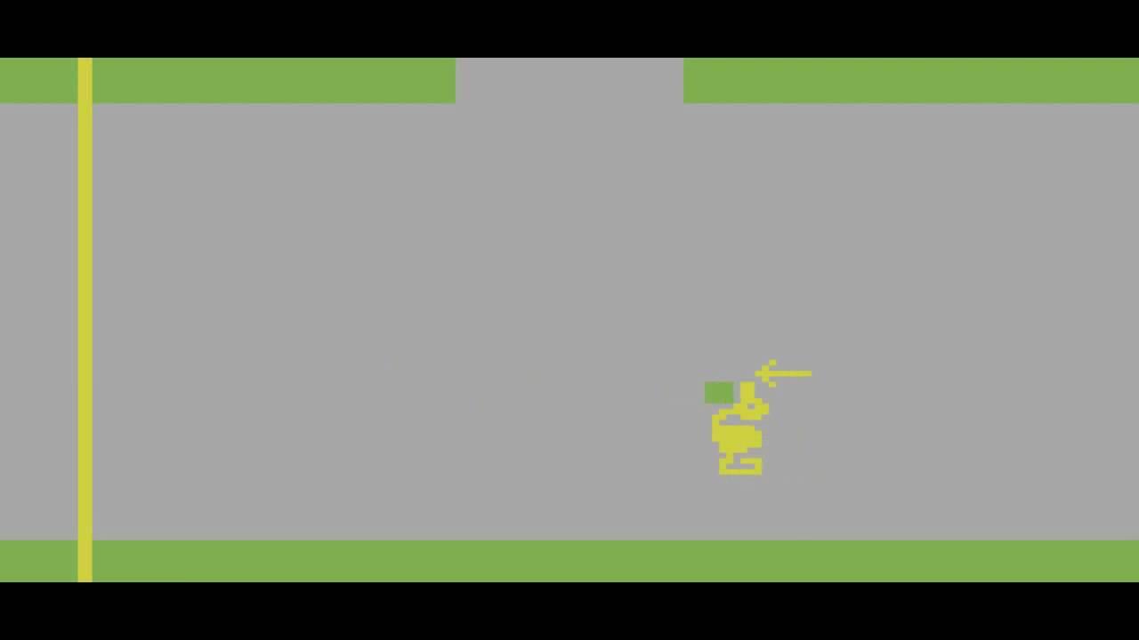 Adventure Atari 2600 Level 1 Play Through Youtube