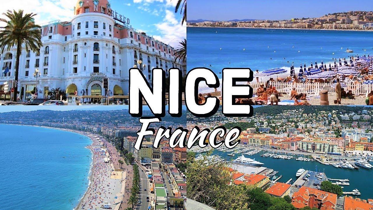 Nice City Tour France Youtube
