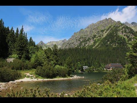 High Tatra Mountain Trek 2015
