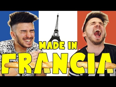 MADE IN FRANCIA CHALLENGE - Matt & Bise