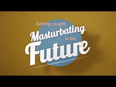 Porn masturbating in public