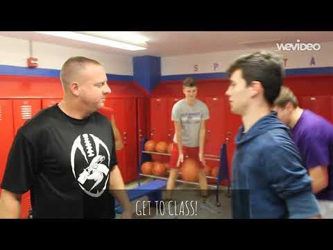 Bushnell Prairie City High School Pepsi Gridiron Challenge Lip Sync Video
