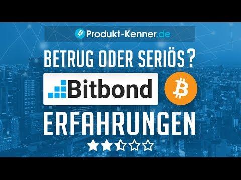 [FAZIT] Bitbond ERFAHRUNGEN + Test | Bitcoin Darlehen - Kredit | REVIEW! Seriös/Betrug? DEUTSCH!