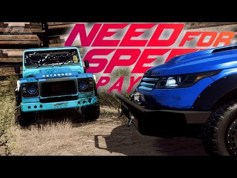 Land Rover Defender Shark Attack Fundort!   NEED FOR SPEED PAYBACK  Lets Play NFS