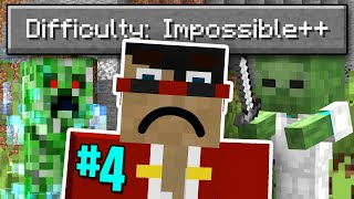 Minecraft But It's Impossible (#4)