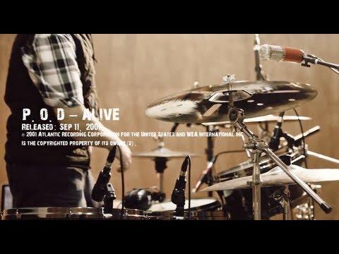 P.O.D. - Alive (Drum Cover) - Michel Barbossa