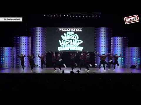 PH win gold in 2016 World Hip Hop Dance Championship