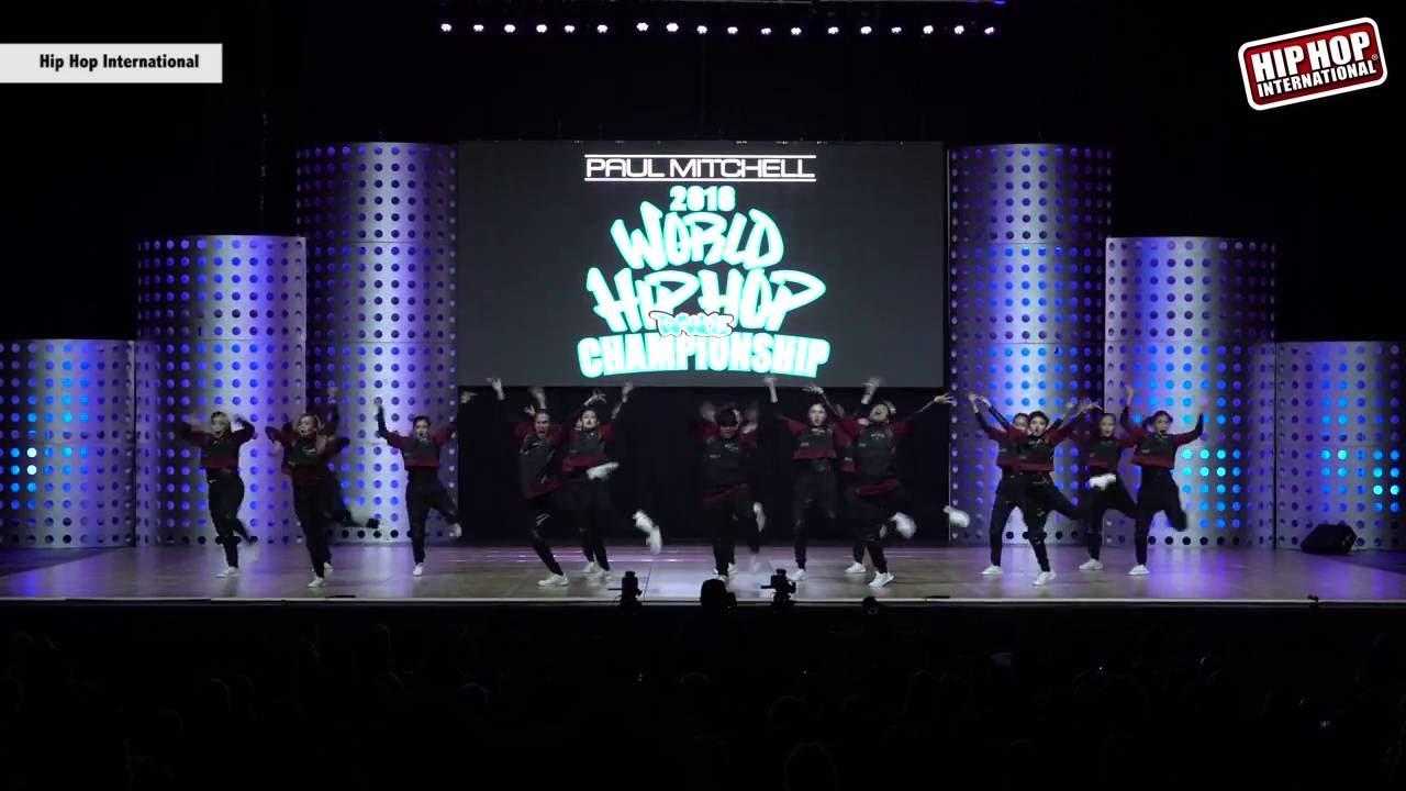 PH win gold in 2016 World Hip Hop Dance Championship