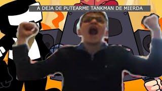CUANDO TANKMAN TE PUTEA EN EL FNF WEEK 7