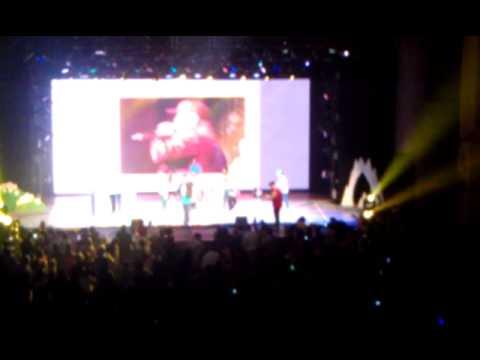 Biz Markie Yo GabbaGabba live!Santa Barbara 3/8/13