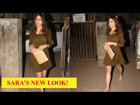 Sara Ali Khan gets a new hairdo and just we love it! Mp3