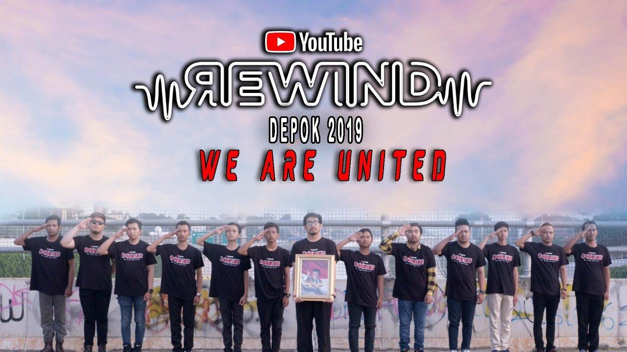 YOUTUBE REWIND INDONESIA 2019 : WE ARE UNITED OF DEPOK | #YoutubeRewind