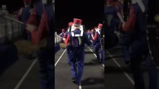 Repeat youtube video Black Skin Head by Kanye West - Revere Marching Band