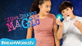 Teleporting Bottle Cap Trick | JUNK DRAWER MAGIC