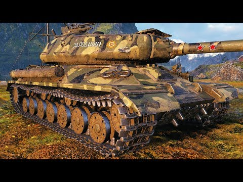 IS-4 - UNLUCKY ENDING - World of Tanks Gameplay