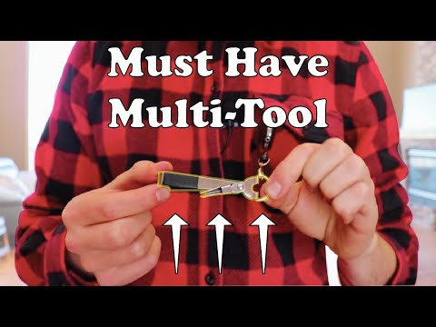 Nail Knot Multi-Tool: How To Tie Nail Knots & More (Spin Cast & Fly Fishing Knots)