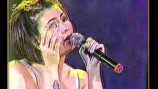 Drawn Concert: HAVE YOU EVER REALLY LOVED A WOMAN - Regine Velasquez
