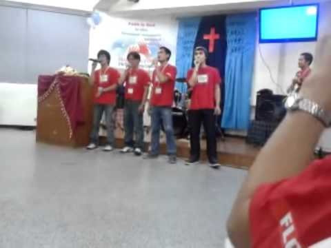 A1 Like a Rose (Amazing Grace Taiwan Chruch COVER)