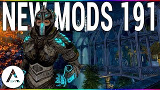 6 BRAND NEW Console Mods 191 - Skyrim Special Edition (PS4/XB1/PC)