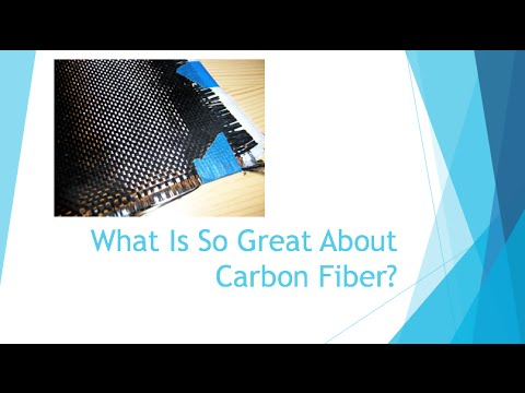 Beginning Engineers Carbon Fiber