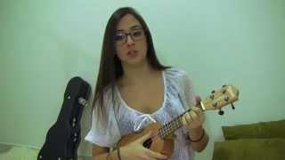 "Mariana Nolasco ""Hey Jude"" (Ukulele Cover)"