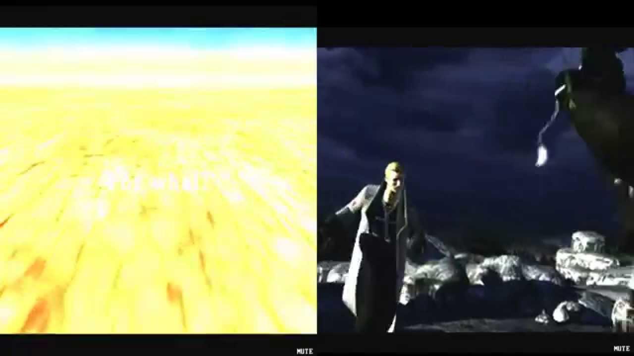 filmato iniziale di ff8 da