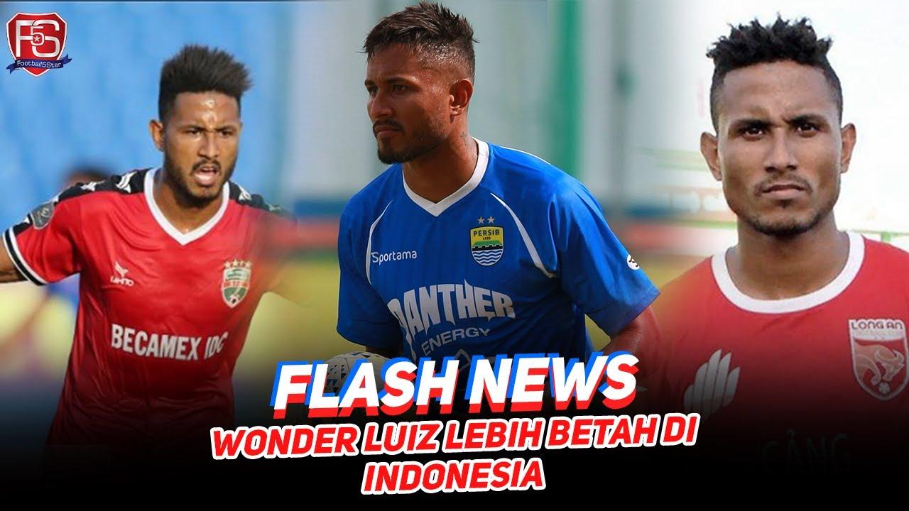 Flash E A A Wander Luiz Cocok Di Indonesia Dibanding Vietnam Youtube