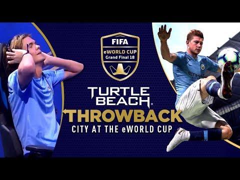 FIFA eWORLD CUP!